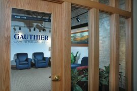 Gauthier Law Group Entrance Photo